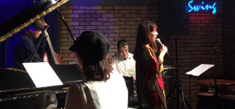 4/5 土方真知子 + Dear Blues