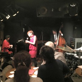 Dear Blues & 今岡友美 @ Jazz Inn Lovely