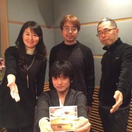 TRISPACE が CBCラジオ「渡邊美香のホワット・ア・ワンダフル・ワールド」に出演します。