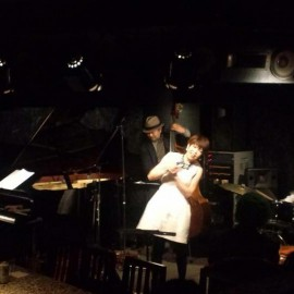 Dear Blues + 今岡友美 @ Jazz Inn Lovely