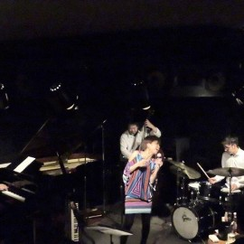 Dear Blues & 今岡友美 @ Jazz Inn Lovely 、と。