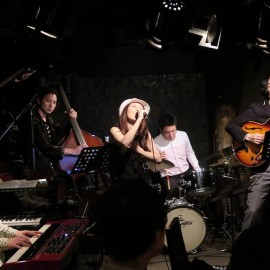 junko バンド @ Jazz Inn Lovely