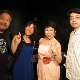 市川ちあき + Dear Blues @ Jazz Inn Lovely