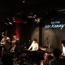太田美香トリオ feat. 高橋誠 @ Mr. Kenny's
