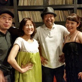 5/22 清水ひろみ + Dear Blues @ 大阪Jazz On TOP