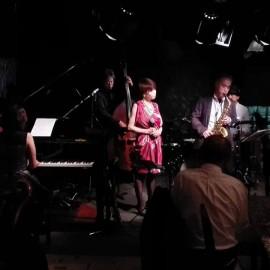 10/20 今岡友美 + Dear Blues feat. 河田健 @ Jazz Inn Lovely