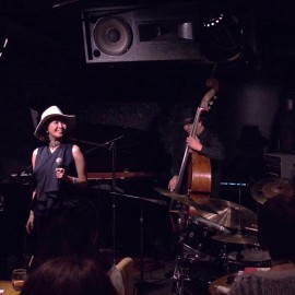 11/2 大友玲子 + Dear Blues @ Jazz Inn Lovely