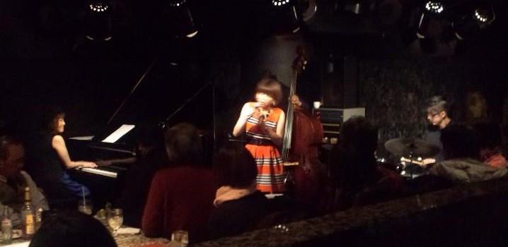 3/15 今岡友美 & Dear Blues @ Jazz Inn Lovely