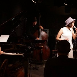3/10 大友玲子 + Dear Blues @ Jazz Inn Lovely