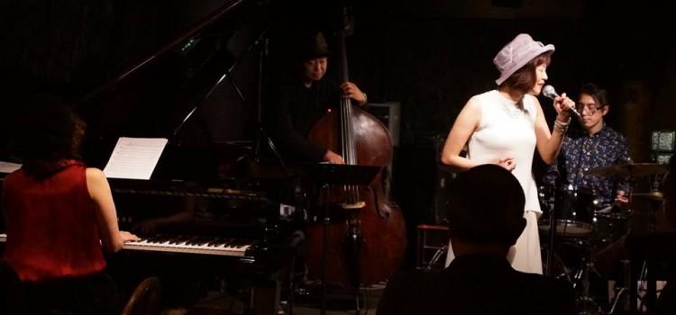 3/10 大友玲子 + Dear Blues @ Jazz Inn Lovely
