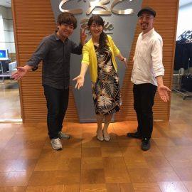 渡辺美香さんの'What a wonderful world' に出演します。